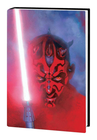Star Wars Legends: Rise of the Sith (Omnibus Fleming Cover)