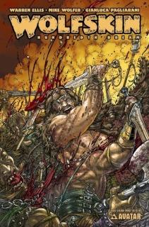 Wolfskin: Hundredth Dream #5 (Blood Thirst Cover)