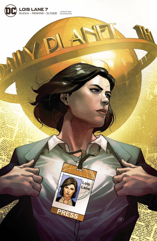 Lois Lane #7 (Variant Cover)