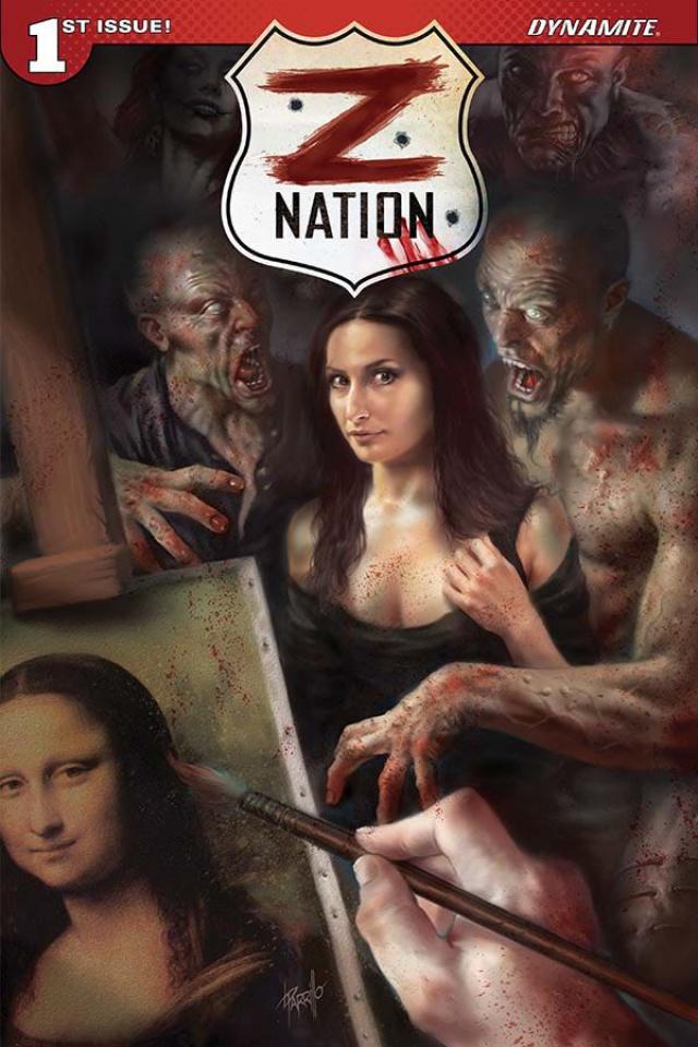 Z Nation #1 (Parrillo Cover)