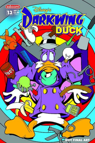 Darkwing Duck #13