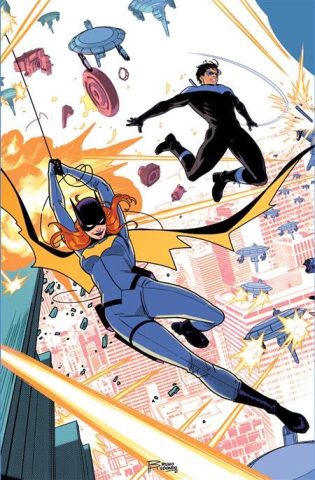 Nightwing #85 (Bruno Redondo Cover)