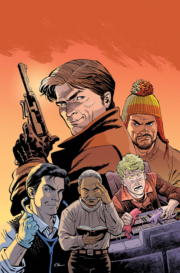 Firefly #12 (Young Cover)