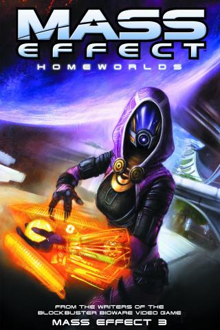 Mass Effect Vol. 4: Homeworlds