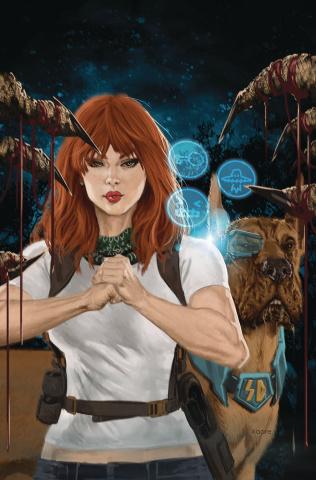 Scooby: Apocalypse #28