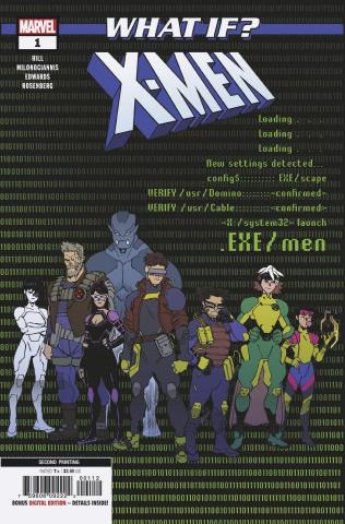 What If? X-Men #1 (Edwards 2nd Printing)