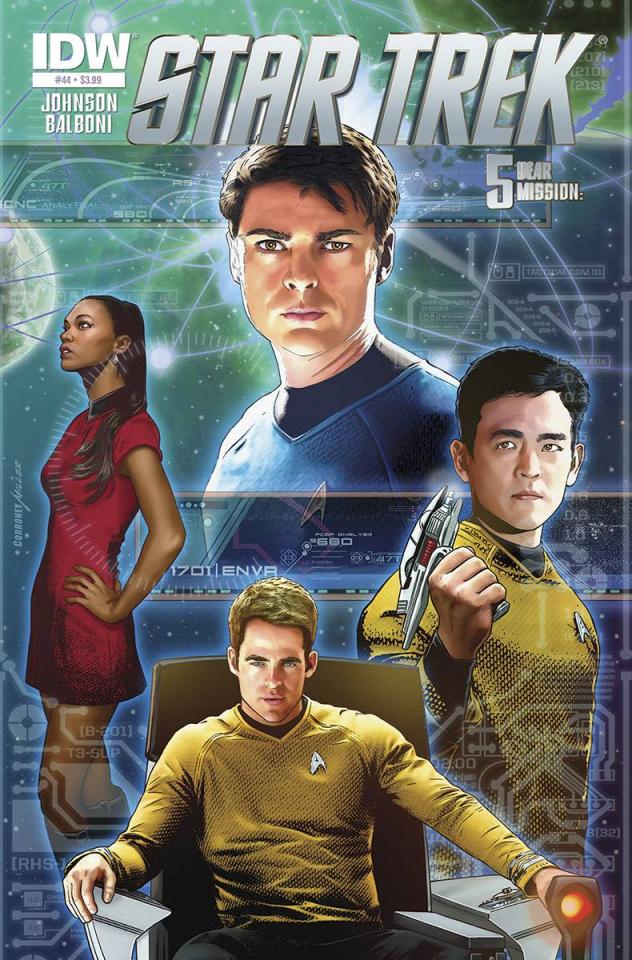 Star Trek #44