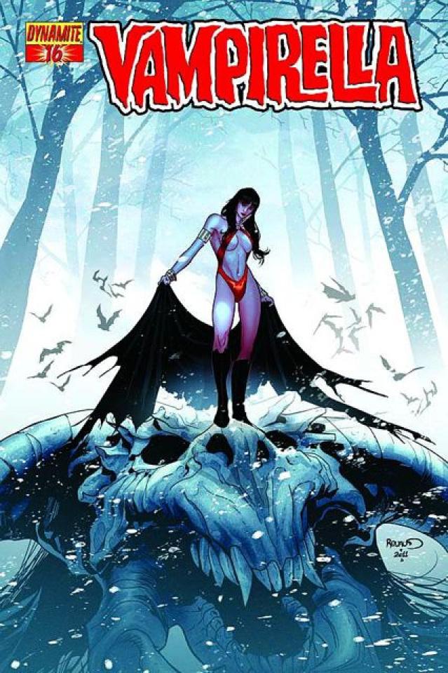 Vampirella #16