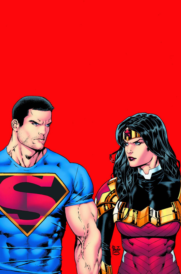 Superman / Wonder Woman #18