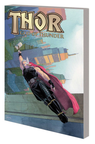 Thor by Jason Aaron Vol. 1 (Complete Collection)