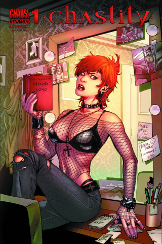 Chastity #1 (Lupacchino Cover)