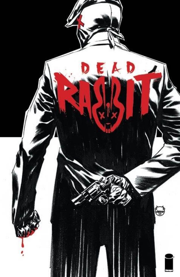 Dead Rabbit #1 (10 Copy Johnson Cover)