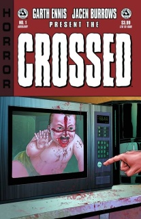 Crossed: Badlands #1 (Auxiliary Edition)