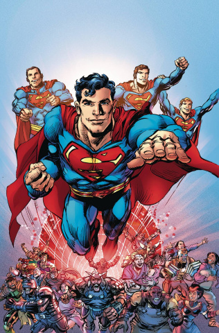 Superman: The Coming of the Supermen #6