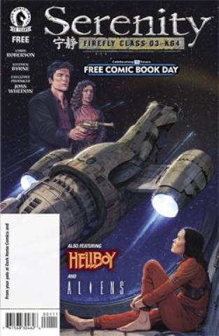 Dark Horse: Serenity / Hellboy / Aliens (FCBD 2015 Edition)