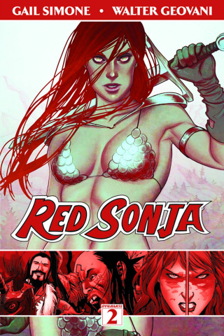 Red Sonja Vol. 2: Art, Blood & Fire
