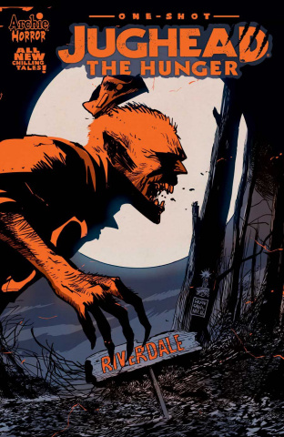 Jughead: The Hunger (Francavilla Cover)