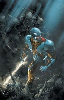 X-O Manowar #11 (Crain Cover)
