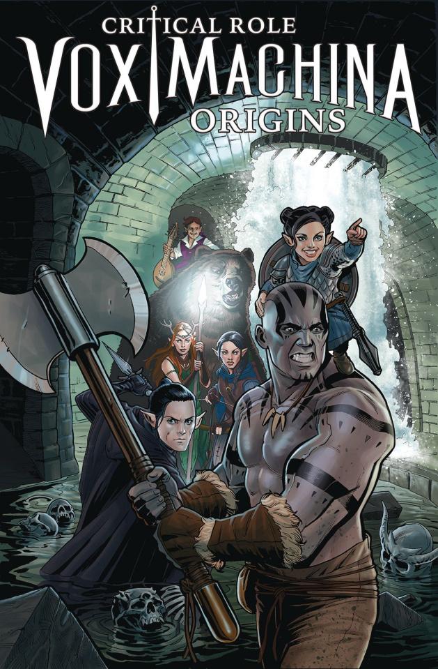 Critical Role: Vox Machina Origins, Series II #3