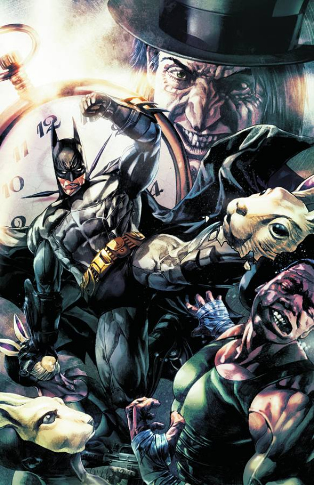 Batman: Arkham Unhinged #9