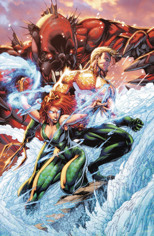 Aquaman Vol. 8: Out of the Darkness