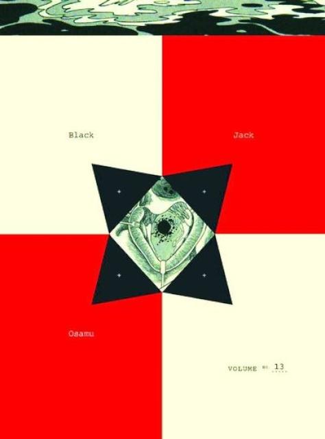 Tezuka's Black Jack Vol. 13