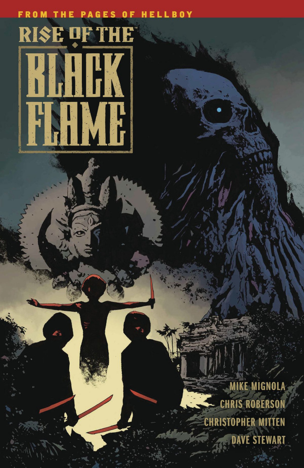 The Rise of the Black Flame #1