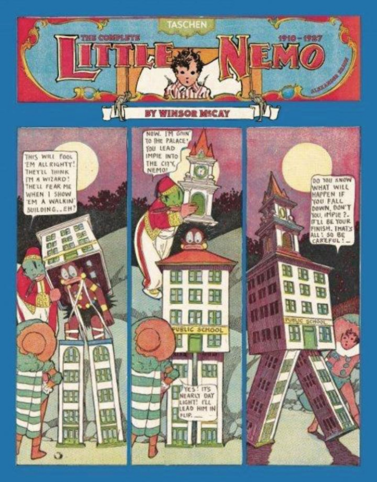 The Complete Little Nemo Vol. 2: 1910 - 1927