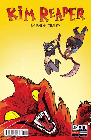 Kim Reaper #1 (Treiman Cover)