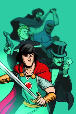 Prince Valiant #2 (10 Copy Zdarsky Cover)