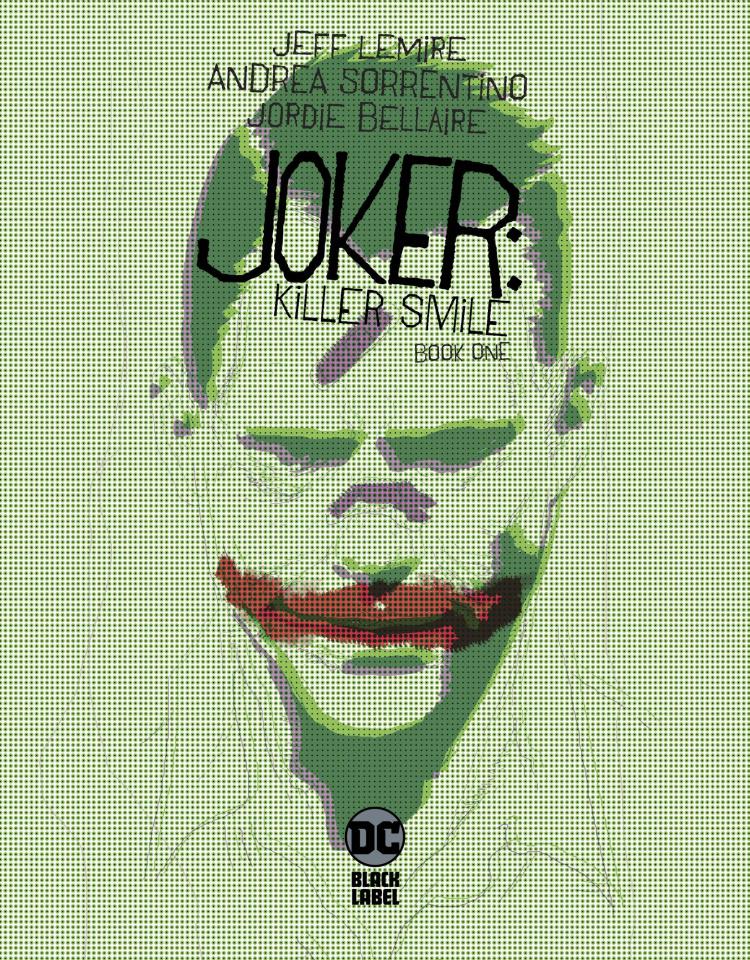 Joker: Killer Smile #1