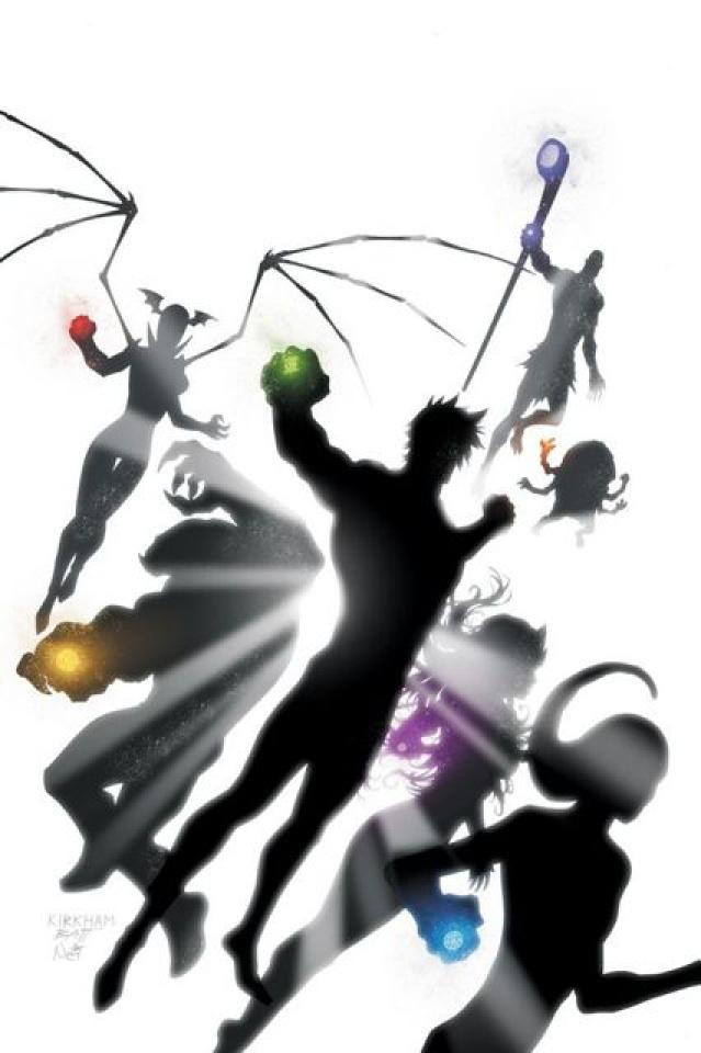 Green Lantern: New Guardians #1