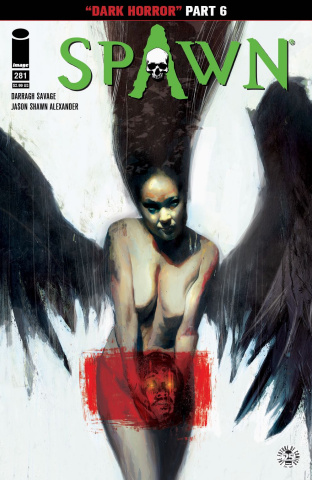 Spawn #281 (Alexander Cover)