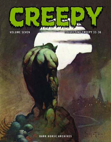 Creepy Archives Vol. 7