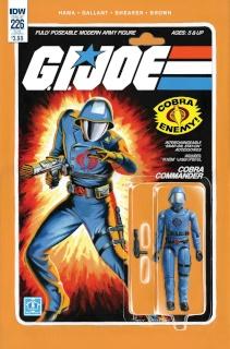 G.I. Joe: A Real American Hero #226 (Subscription Cover)