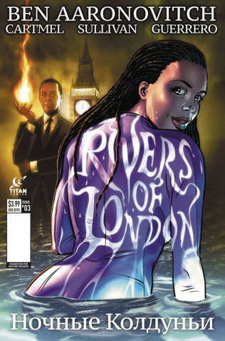 Rivers of London: The Night Witch #3 (Sullivan Cover)