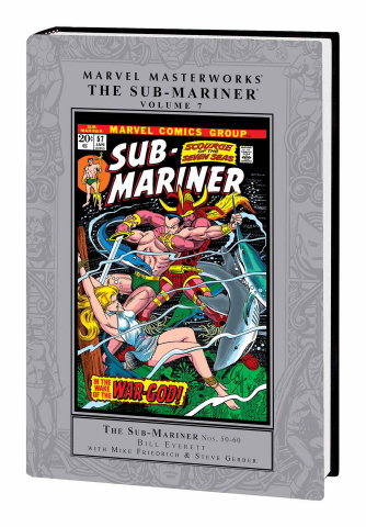 The Sub-Mariner Vol. 7 (Marvel Masterworks)