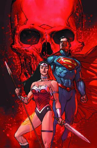 Superman / Wonder Woman Vol. 3: Casualties of War