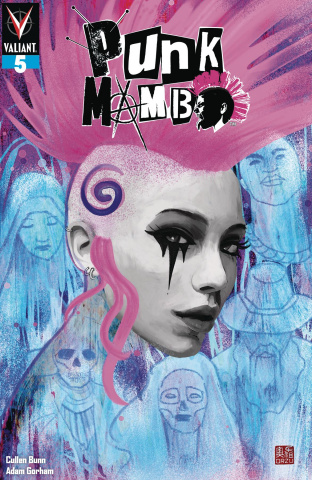 Punk Mambo #5 (Orzu Cover)