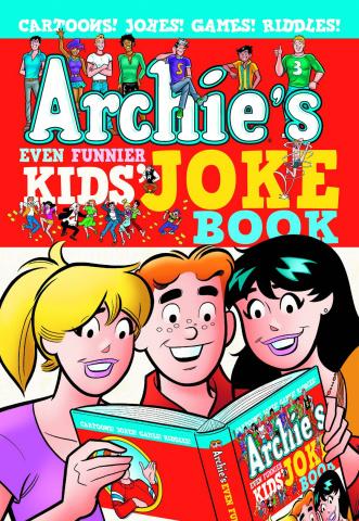 Archie's Even Funnier Kids Joke Book