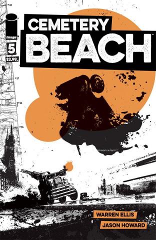 Cemetery Beach #5 (Howard Cover)