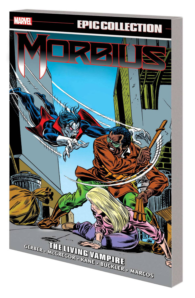Morbius: The Living Vampire (Epic Collection)