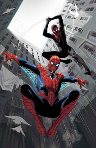 Spider-Men II #1 (Acuna Cover)