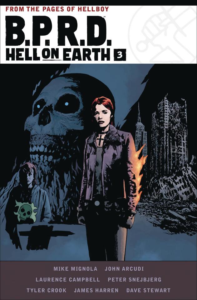 B.P.R.D.: Hell on Earth Vol. 3