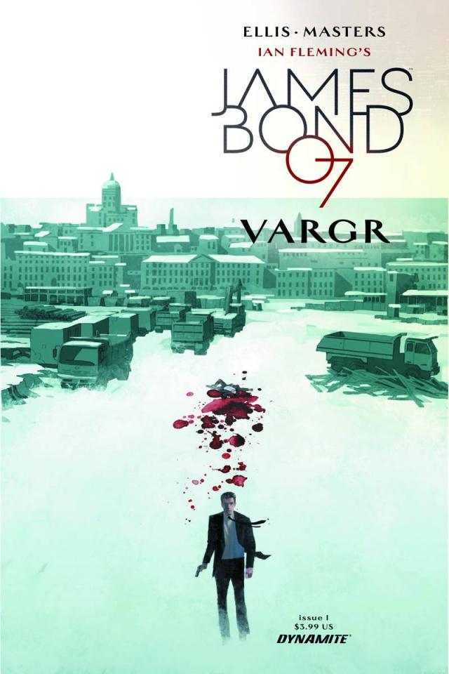 James Bond #1 (Reardon Cover)