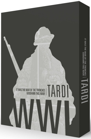 Tardi WWI: It was the War of the Trenches & Goddamn this War! (Box Set)