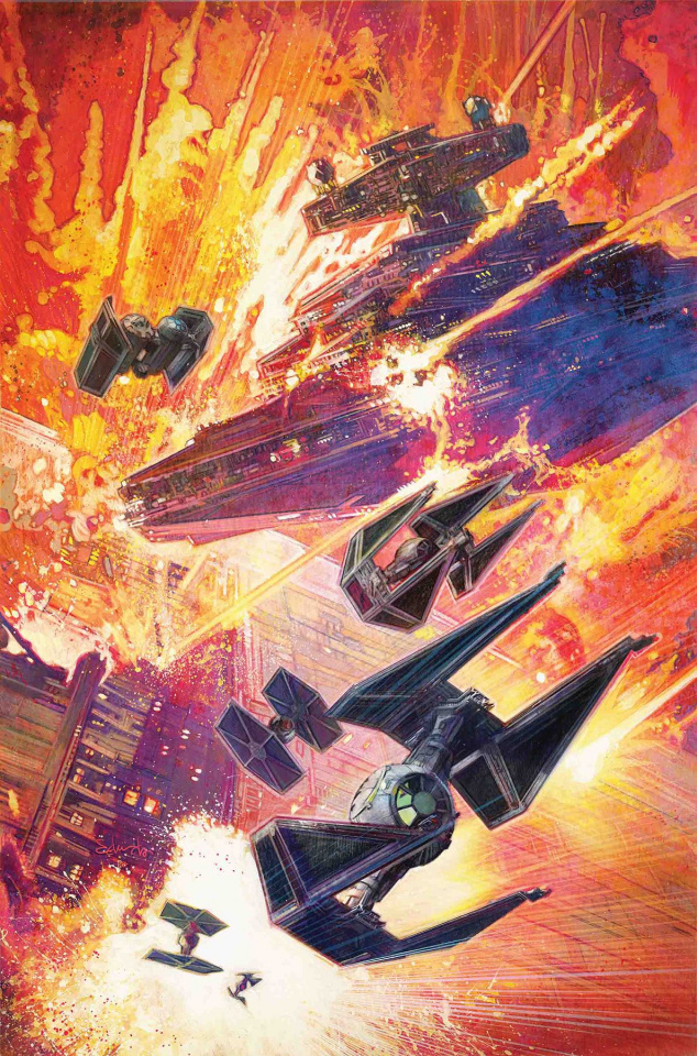 Star Wars: TIE Fighter #5