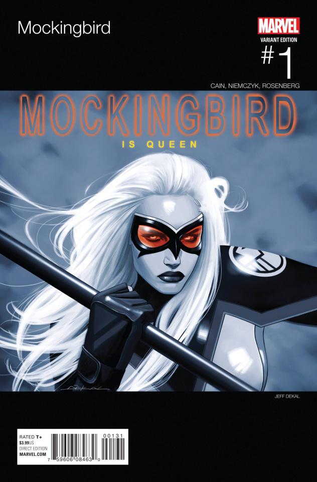 Mockingbird #1 (Dekal Hip Hop Cover)