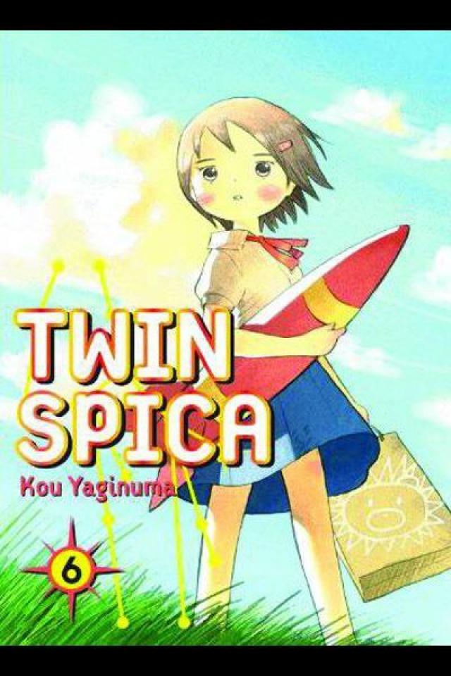 Twin Spica Vol. 6
