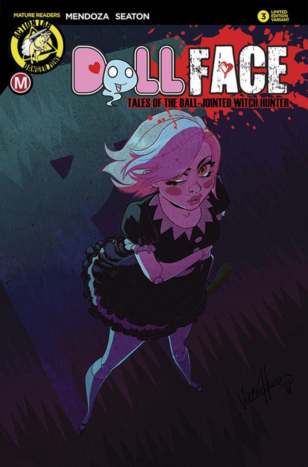 Dollface #3 (Harris Cover)